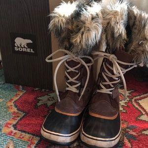 Sorel Joan of Arctic waterproof boots 38/7.0